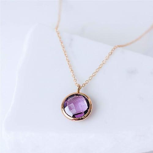 Elegant Gold Amethyst Necklace Amethyst Crystal Ball Necklace Intricate Crystal Tassel Necklace Ornate Natural Purple Gemstone Necklace
