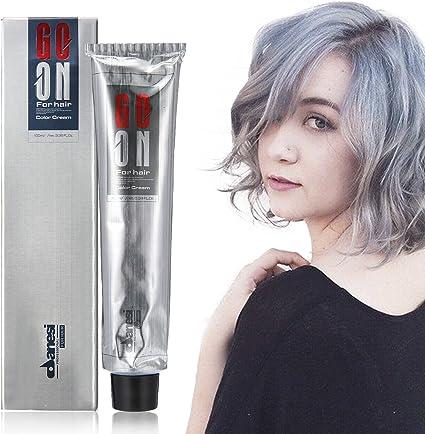 Tinte para el cabello LuckyFine - 2 unidades de 100 ml ...