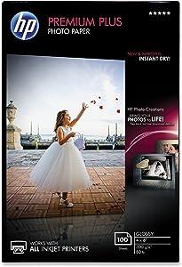 HP Premium Plus Photo Paper 100 S