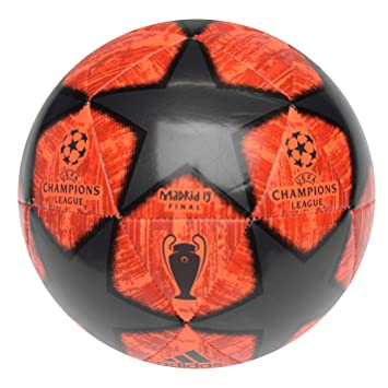 Adidas Fussball Europa Turnierball Champions League Madrid Finale 2019 Alter 8 12 Jahre Grosse 4