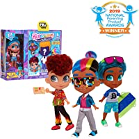 Hairdorables DUDEables Collectible Dolls - Series 1 (Styles May Vary), Multicolor