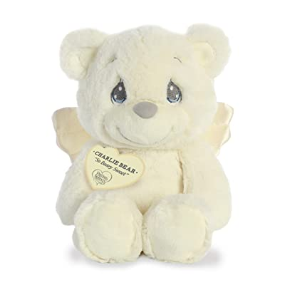 "Aurora - Precious Moments - 8"" Charlie Bear Angel: Toys & Games"
