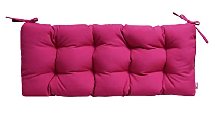 Wondrous Amazon Com Rsh Decor Sunbrella Canvas Hot Pink Indoor Machost Co Dining Chair Design Ideas Machostcouk