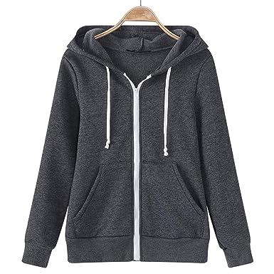 Tiehan Female Hoodies Sweatshirt Autumn Winter Long Sleeve Zipper Hooded Sudaderas Mujer Warm Women Tracksuit Streetwear
