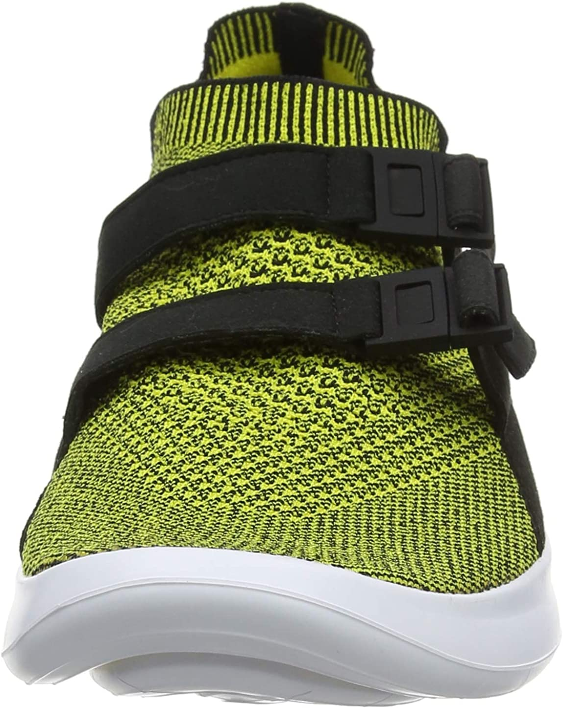 Men's Nike Air Sock Racer Ultra Flyknit Trainers Yellow Strike Yellow Strike