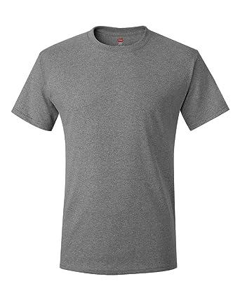 76d674ab15d8 Hanes Men's Tagless Short-Sleeve T-Shirt   Amazon.com