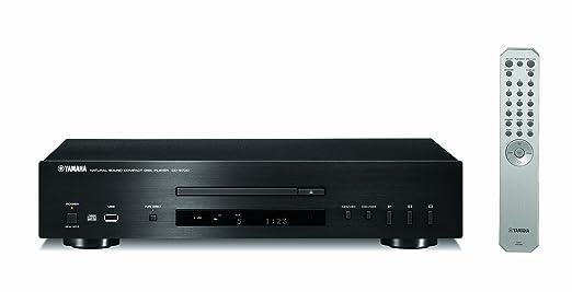 4 opinioni per Yamaha CD-S700 Black