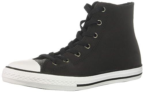 Converse Chuck Taylor All Star, Zapatillas Altas Unisex Niños: Amazon.es: Zapatos y complementos