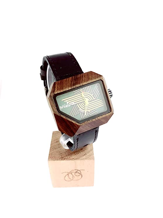 Mistura Wood Watch