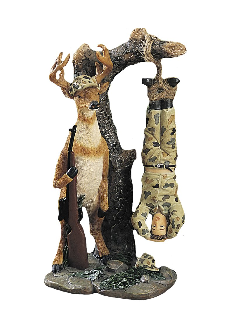 Young's Inc 26864 Resin Deer Prize Figurine, 8-Inch Young' s