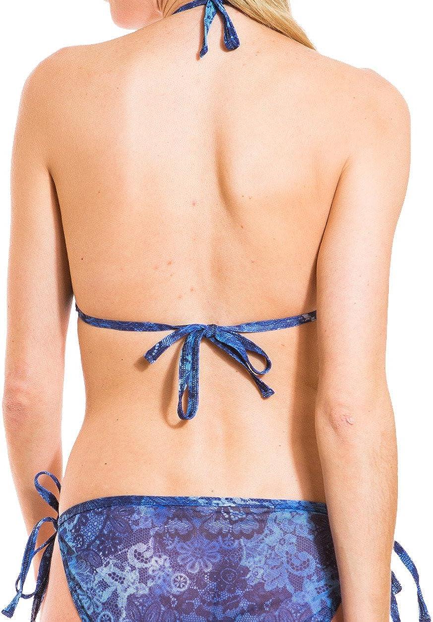 Kiniki Ramona Tan Through Sonnendurchl/ässiges Bikini Oberteil