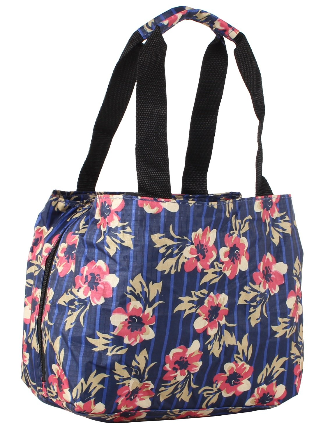 Bangles Lavender Nicole Miller of New York Insulated Lunch Cooler 11 Lunch Tote