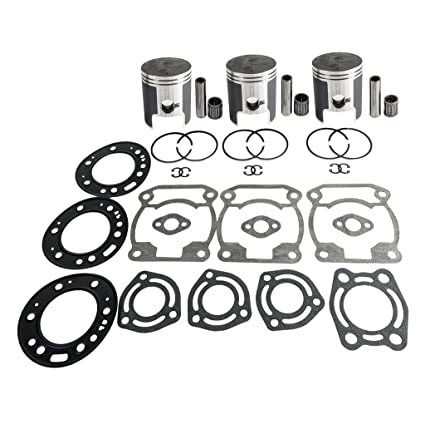 Outlaw Racing Piston Gasket Top End Rebuild Kit