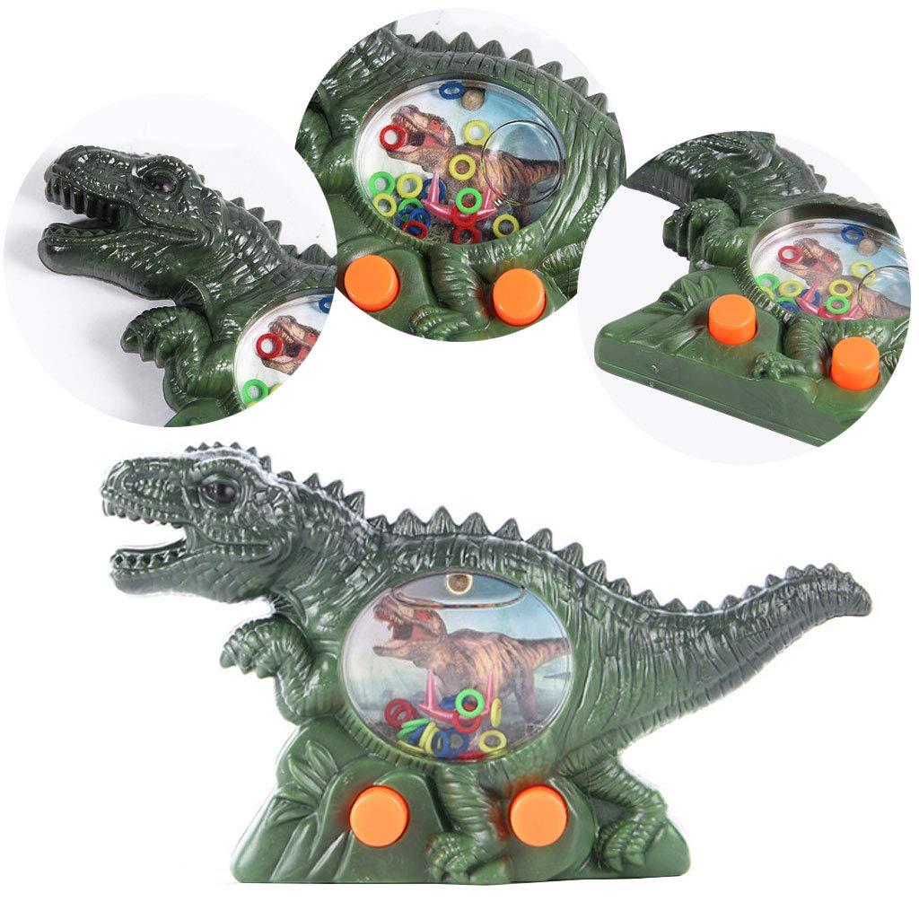 Lernspiele lustiges Spielen klassische Tier-Konsole Geistige Maschine Kinder interaktives Spielzeug Xiuinserty Wasserspiel-Ring Handsteuerung Spielzeug
