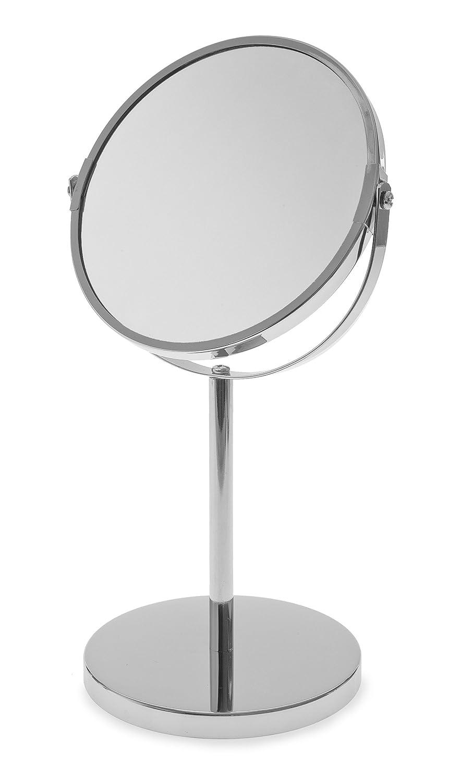 Blue Canyon Free Standing Pedestal Shaving/ Make Up Mirror BA-104