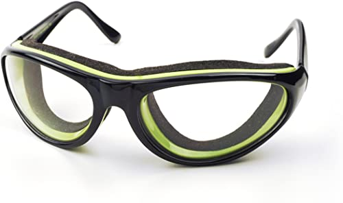 RSVP International (TEAR-BK) Black Onion Goggles