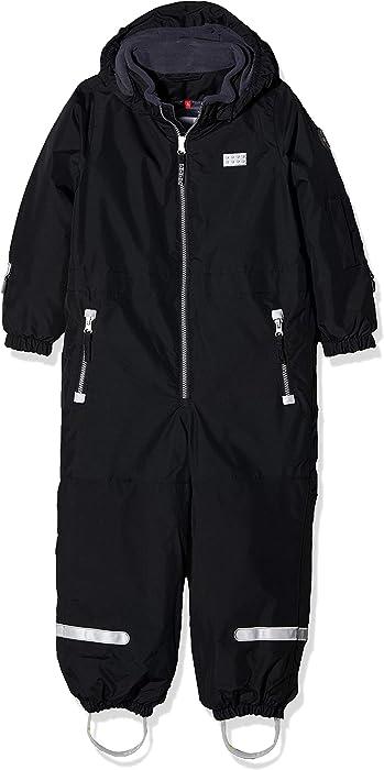 bekannte Marke große Auswahl geschickte Herstellung Schneeanzug Tec Jungen Jakob 780, Schwarz (Black 995), 116
