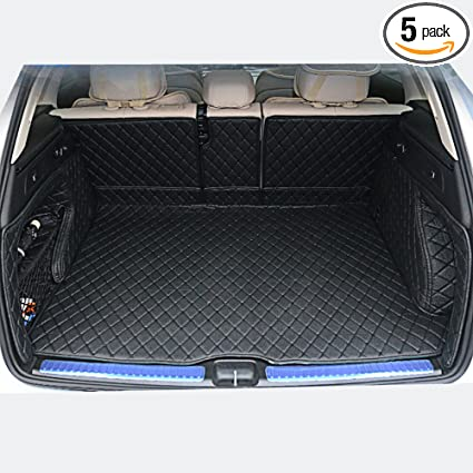 Cool Car Custom Fit Cargo Mat Boot Liner Waterproof Full Covered Cargo  Liners Leather Boots Liner