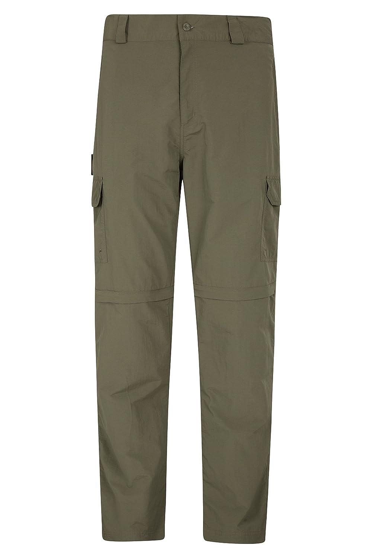Mountain Warehouse Explore Convertible Mens Trousers - Summer Pants
