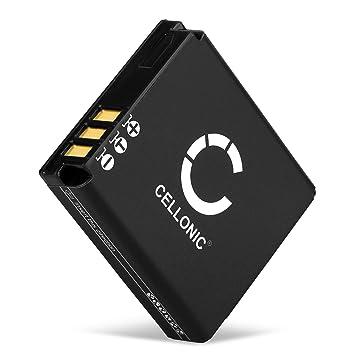 CELLONIC® Batería Premium Compatible con Ricoh GR Digital II IV GX200 GX100 R5 R4 R3 GR Digital I R30 R40 G600, DB-60 DB-65 1150mAh bateria Repuesto ...
