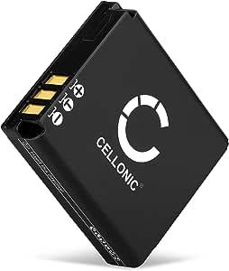 Leica d-lux3 batería reemplaza: bp-dc4 entrega rápida calidad 1a 1000mah
