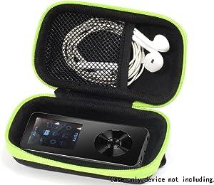 Music Player Case for AGPTEK A01T, A02, A20, A20BS, UQ, B03, C3 ROCKER V2; Iyzer 16GB, Grtdhx 16GB, Wrcibo 8GB, Dansrue, Niusute, Hommie H2, Sony NWE395, Evistr 8GB, Apple iPod Nano, Eleston, Bassplay
