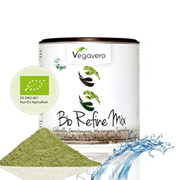BIO Superfood Vegavero®   200 g   Spirulina + Chlorella + ...