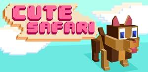Cute Safari 3D by Girls Apps