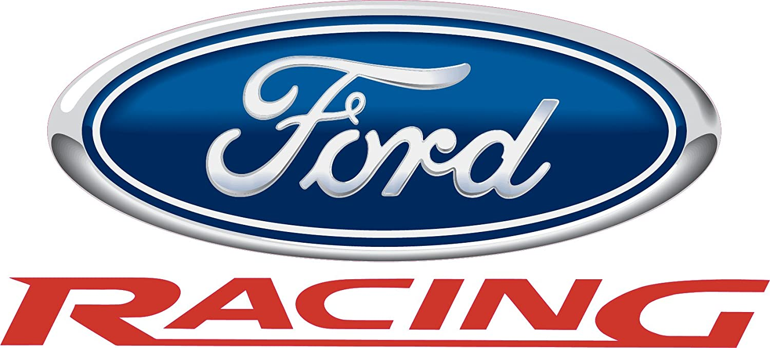 Amazon com ford racing decal 6 fast from the united states automotive