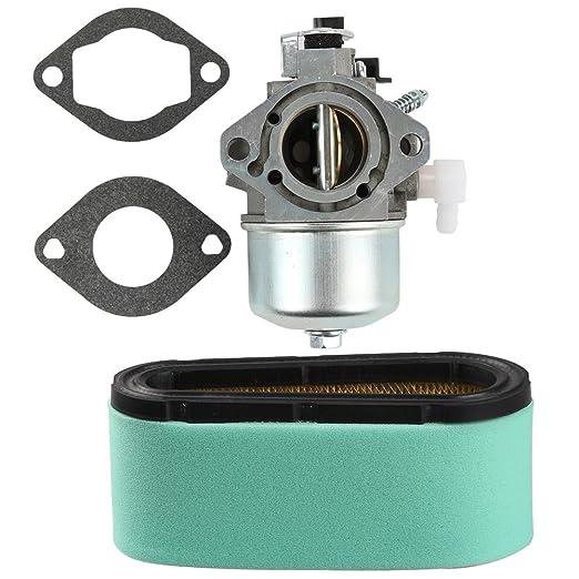 butom 699831 694941 carburador con 496894 496894S Filtro de aire ...