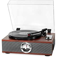 Victrola Park Avenue 5-1 Bluetooth Record Player Music Centre - Expresso
