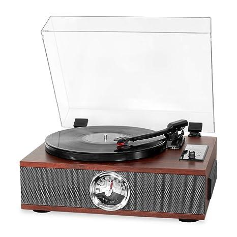 Victrola Park Avenue Sistema De Sonido Tocadiscos 5-1 Bluetooth, Café