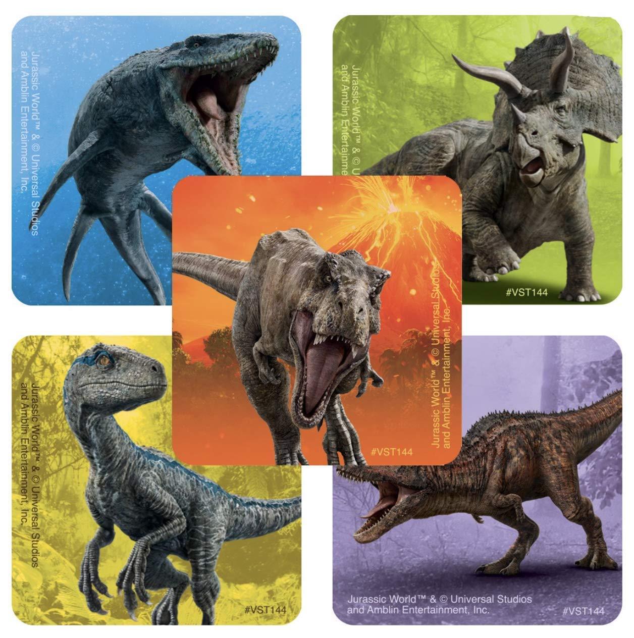 Legacy Jurassic Dinosaurs World Trucks Fossil Ian Malcolm /& Grant Action Figure Model Island Transport Collection Matchbox Die-Cast Dino Rivals series Tricera-Tracker /& Bonus stickers 3 items Alan Dr
