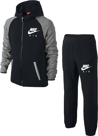 Nike Ya Ft Cuff Track suit-air Yth