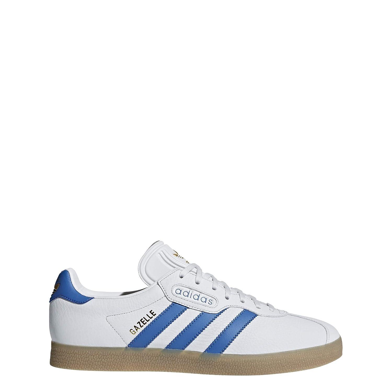 quality design e7c19 0f028 adidas Men s Gazelle Super Fitness Shoes  Amazon.co.uk  Shoes   Bags