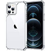 ESR Air Armor Compatible with iPhone 12 Pro Max Case [Military-Grade Drop Protection][Shock-Absorbing Corners] [Anti…