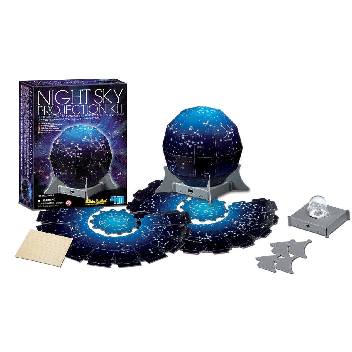 Great Gizmos 4M - Night Sky Projection Kit Ciencia (00-13233): Amazon.es: Juguetes y juegos