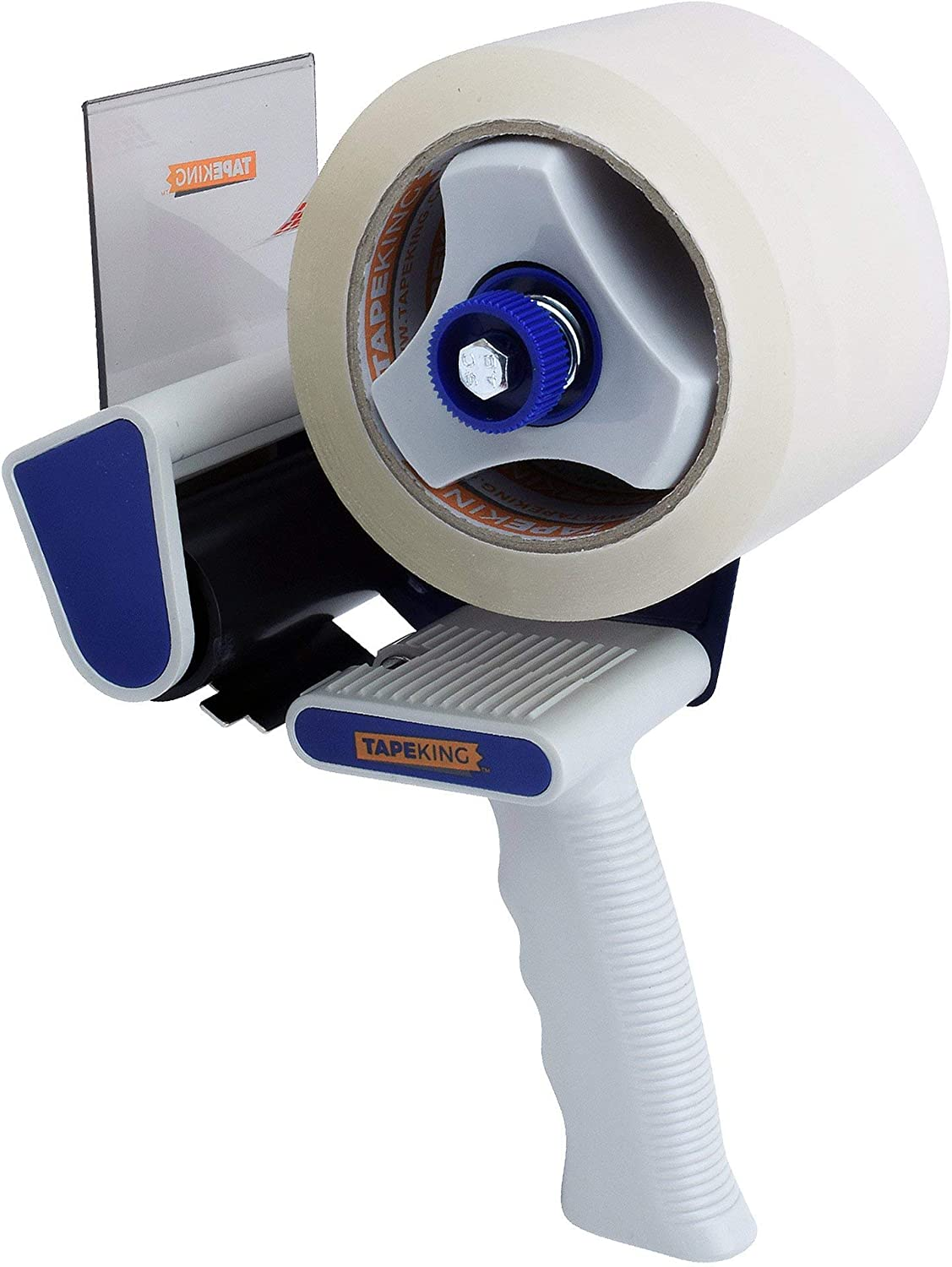 Handheld Tape Dispenser Gun with 3 FREE rolls Packing Tape Included.