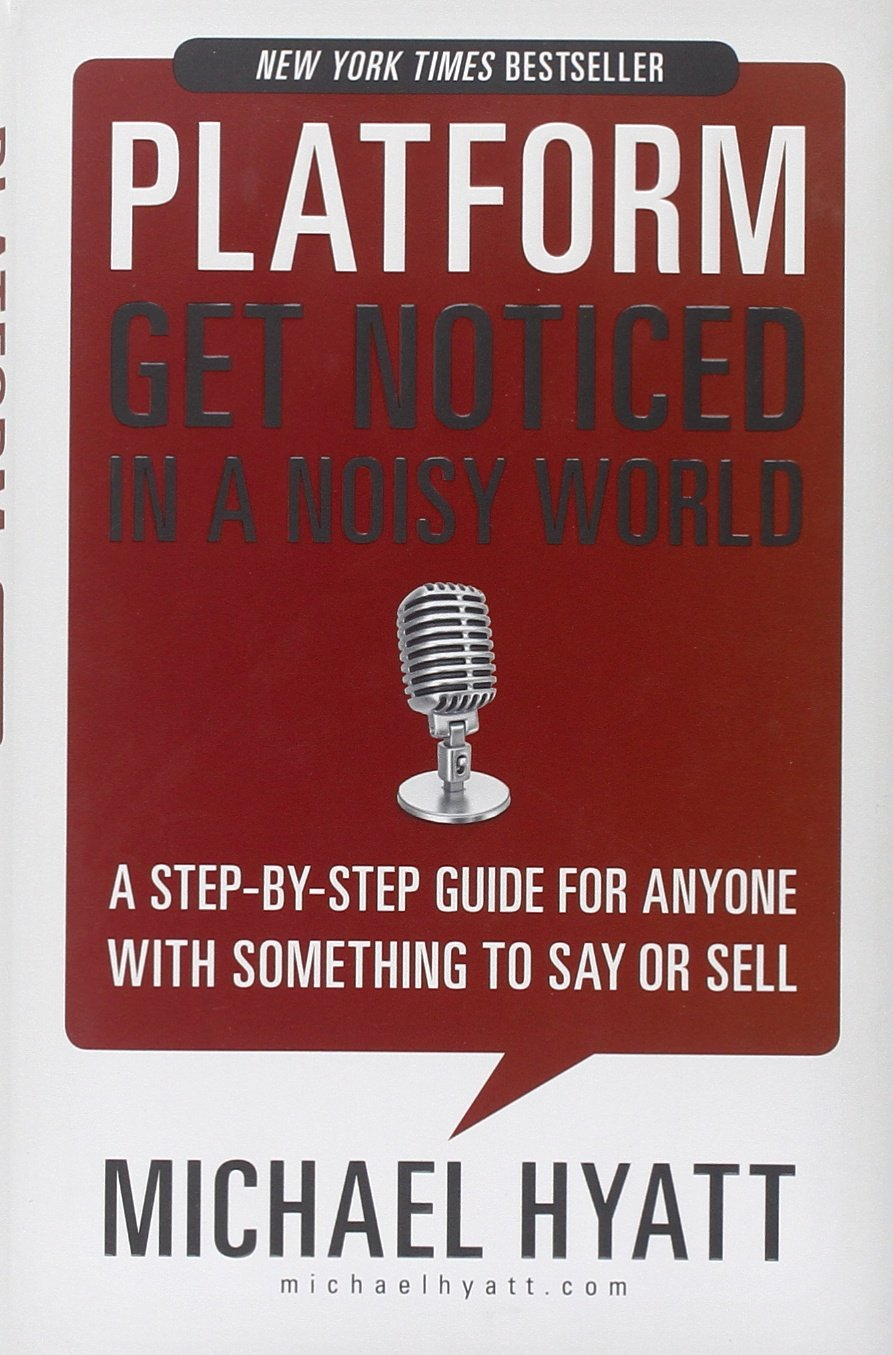 Platform: Get Noticed in a Noisy World pdf epub