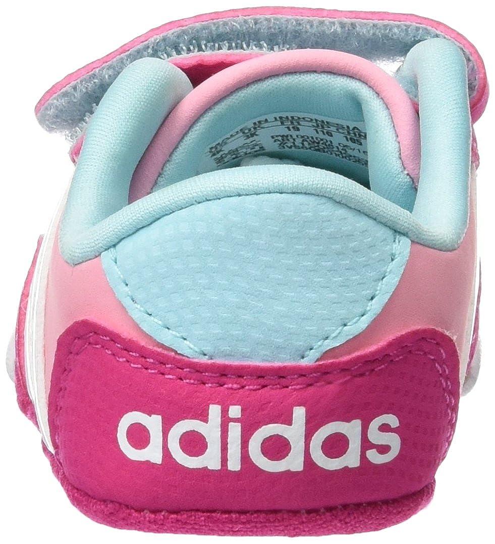 huge discount f4522 f025f adidas Dino Crib - Scarpe da Ginnastica da Bebè-Bambini, Taglia 19, Colore  Rosa Amazon.it Scarpe e borse