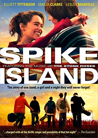 d0fe104deec Amazon.com  Spike Island  Emilia Clarke