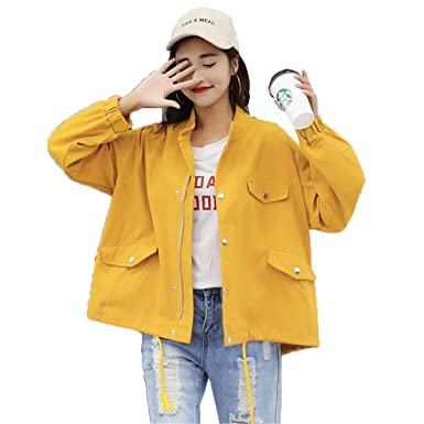 99888843 Shining4U autumn winter women candy color long jackets patchwork hooded  outwear warm zipper coats Windbreaker coats