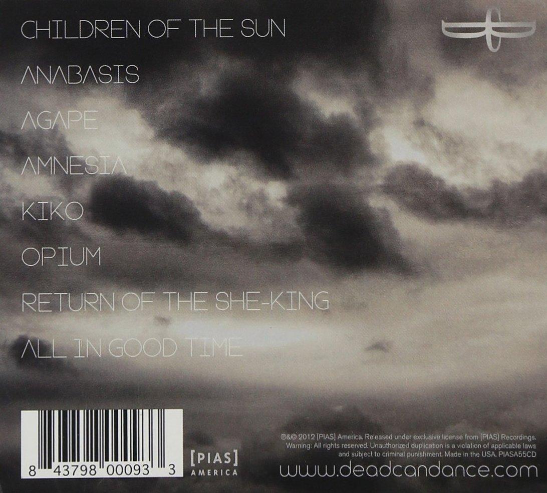 ANASTASIS by CD