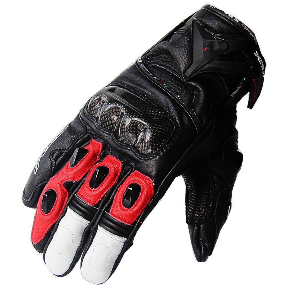 LDFNアウトドアスポーツ暖かいタッチ画面drop-proof Riding Gloves for forcing Drivingスキースケート登山 L レッド 26450 Large レッド B07DB7V5RW