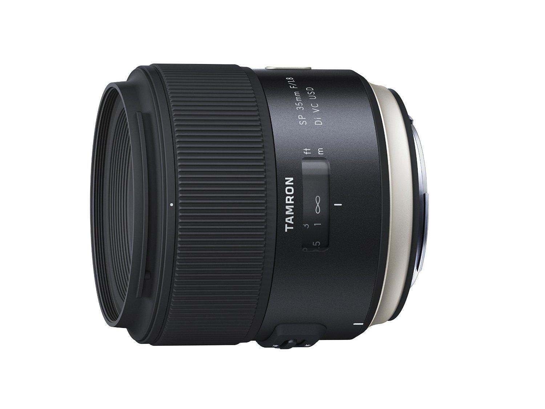 Tamron AFF012C-700 SP 35mm F/1.8 Di VC USD (model F012) For Canon [並行輸入品]   B019SZ6XGM