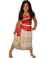 Rubie's Official Disney Moana Childs Classic Costume Medium 5 - 6 years