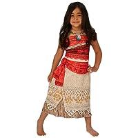 Moana - Princesse Disney - Costume Fantaisie Enfant - Grand - 128cm - Age 7-8