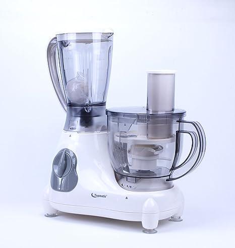 Robot de cocina Universal PF de 800, licuadora, rallador, ganchos para amasar, 400 – 600 W: Amazon.es: Hogar