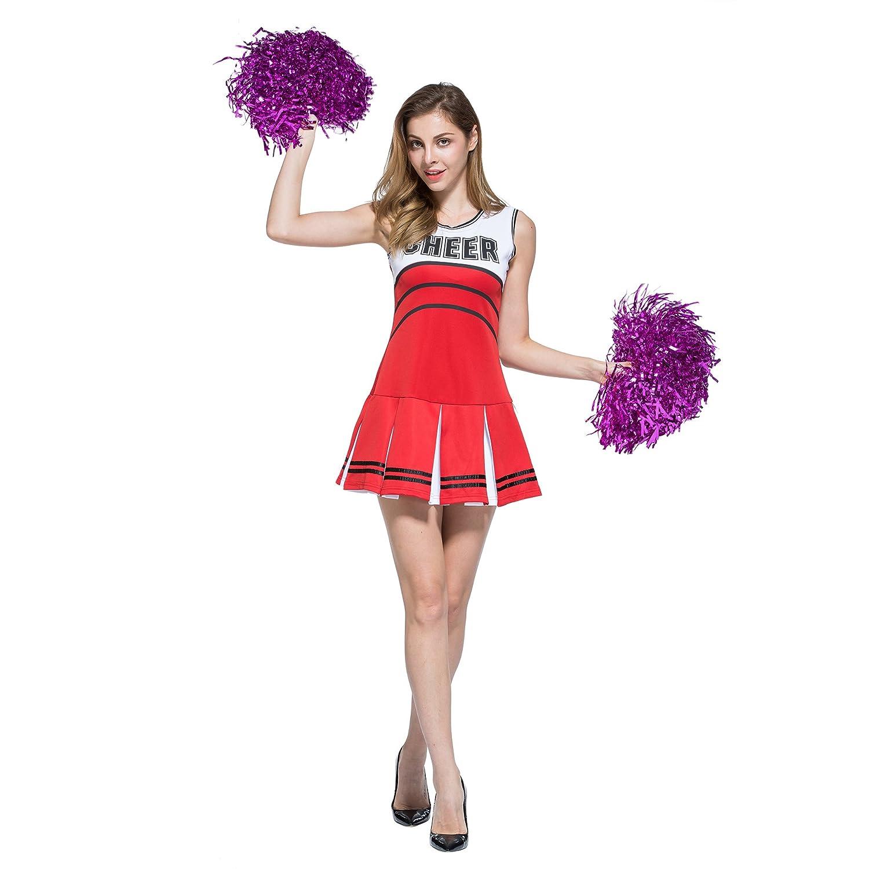 1 Paar 0,02 kg//stuk Prijs Er 2 Stuks VENI MASEE Collectie Cheerleader Pompons 6 Kleuren