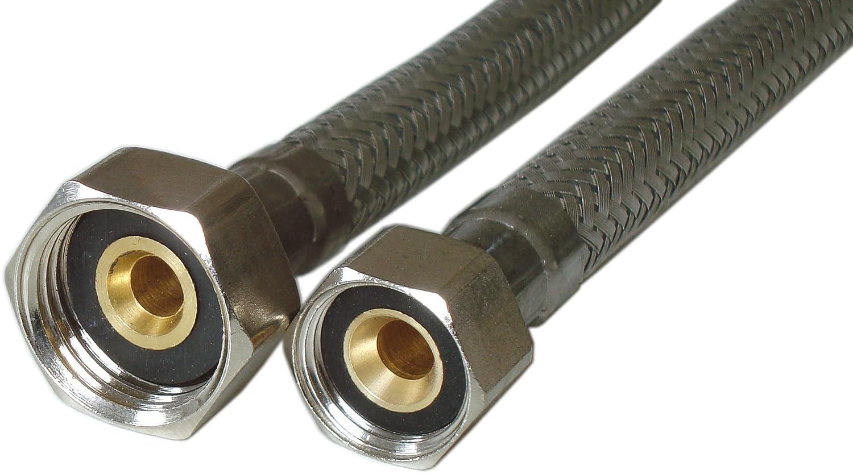 Metall-Zulaufschlauch sanicomfort 1840576 Flex